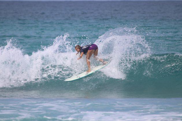 Jessica Bianca, Praia do Forte, Cabo Frio (RJ). Foto: @surfetv / @carlosmatiasrj.