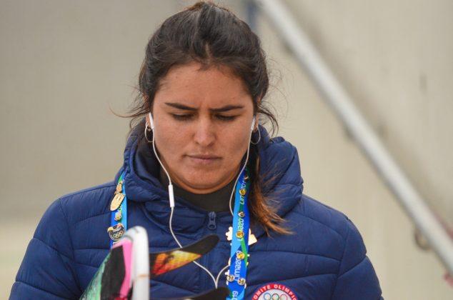 Jessica Anderson, Jogos Pan-Americanos 2019, Punta Rocas, Peru. Foto: Latinwave.cl.
