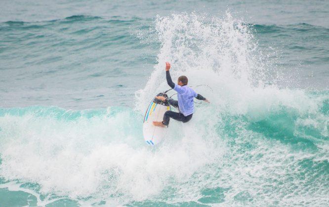 Leandro Usuna, Jogos Pan-Americanos 2019, Punta Rocas, Peru. Foto: Latinwave.cl.