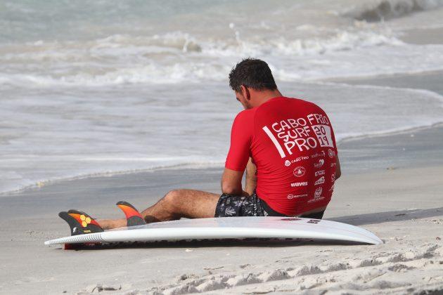 Leo Neves, Praia do Forte, Cabo Frio (RJ). Foto: @surfetv / @carlosmatiasrj.