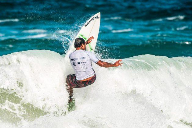 Luiz Oberlander, Circuito ASN 2019, Itacoatiara (RJ). Foto: André Cyriaco / ASN.