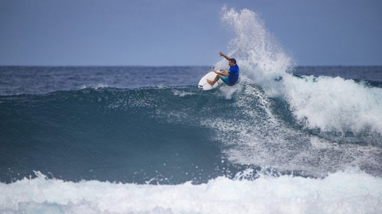 Joel Parkinson, Surfing Champions Trophy 2019, Sultans, Maldivas. Foto: Divulgação.