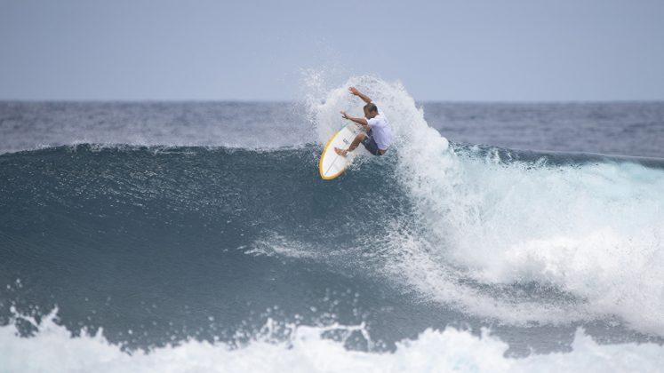 Josk Kerr, Surfing Champions Trophy 2019, Sultans, Maldivas. Foto: Divulgação.
