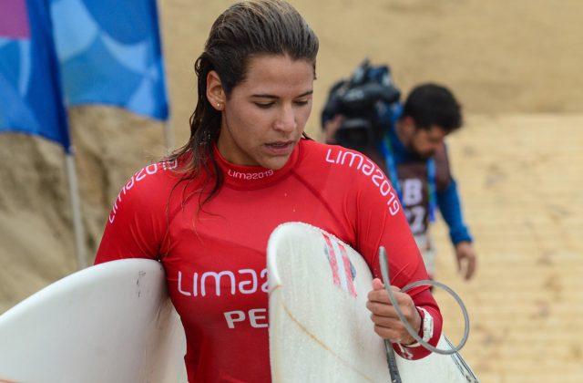 Melanie Giunta, Jogos Pan-Americanos 2019, Punta Rocas, Peru. Foto: Latinwave.cl.