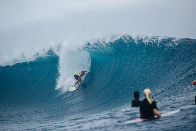 Jessé Mendes, Tahiti Pro 2019, Teahupoo. Foto: WSL / Dunbar.