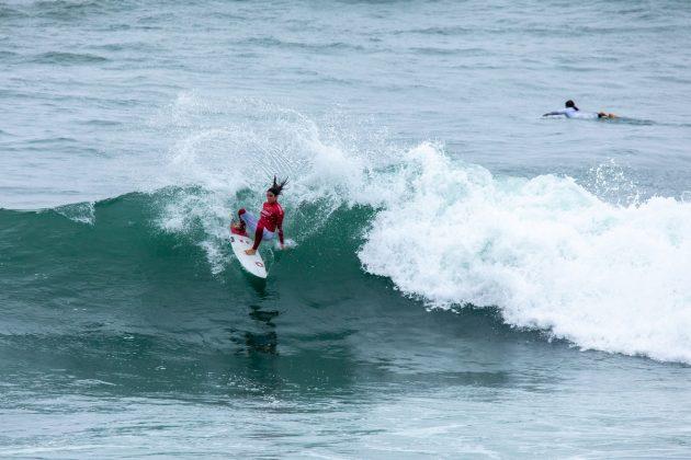 Daniella Rosas, Jogos Pan-Americanos 2019, Punta Rocas, Peru. Foto: ISA / Jimenez.