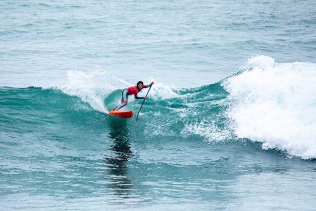 Vania Torres, Jogos Pan-Americanos 2019, Punta Rocas, Peru. Foto: ISA / Jimenez.