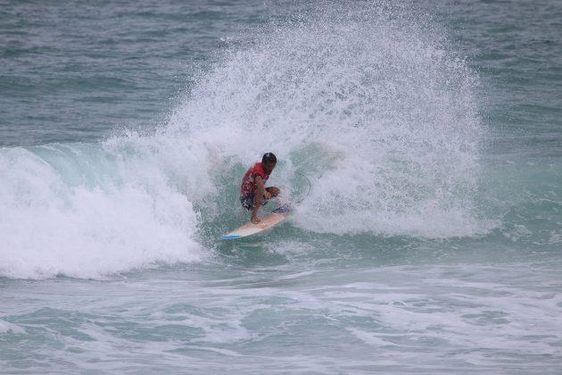Paulo Roberto, Praia do Forte, Cabo Frio (RJ). Foto: @surfetv / @carlosmatiasrj.