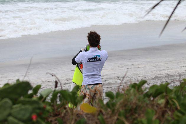Pedro Dib, Praia do Forte, Cabo Frio (RJ). Foto: @surfetv / @carlosmatiasrj.