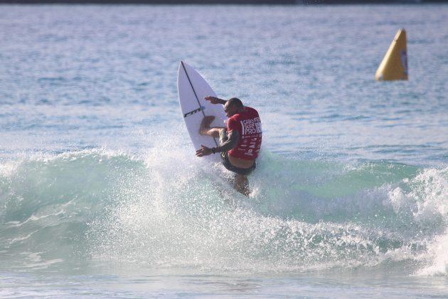 Raoni Monteiro, Praia do Forte, Cabo Frio (RJ). Foto: @surfetv / @carlosmatiasrj.