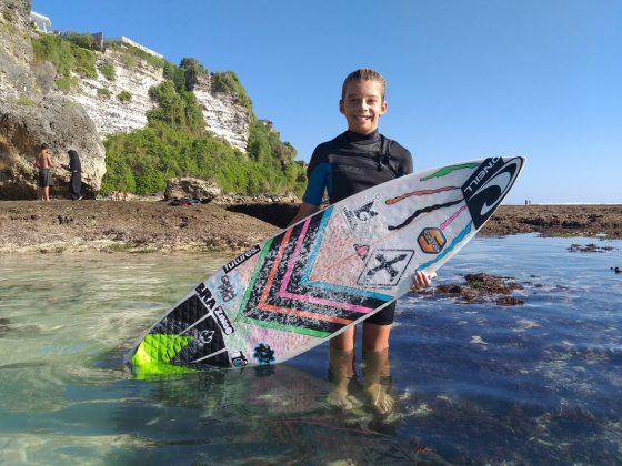 Ryan Coelho, Bali. Foto: Arquivo pessoal.