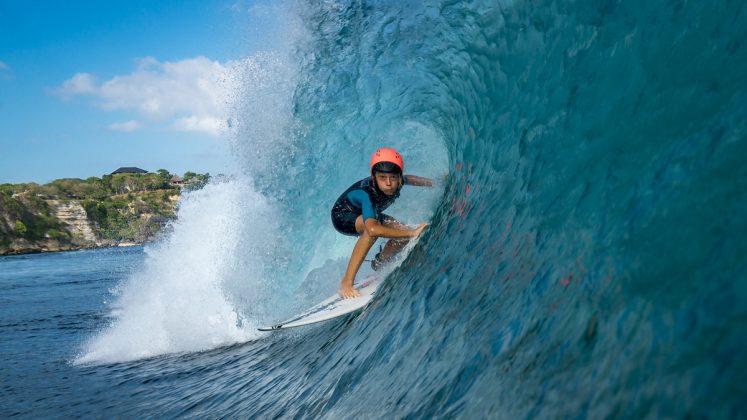 Ryan Coelho, Bingin, Bali. Foto: Arquivo pessoal.