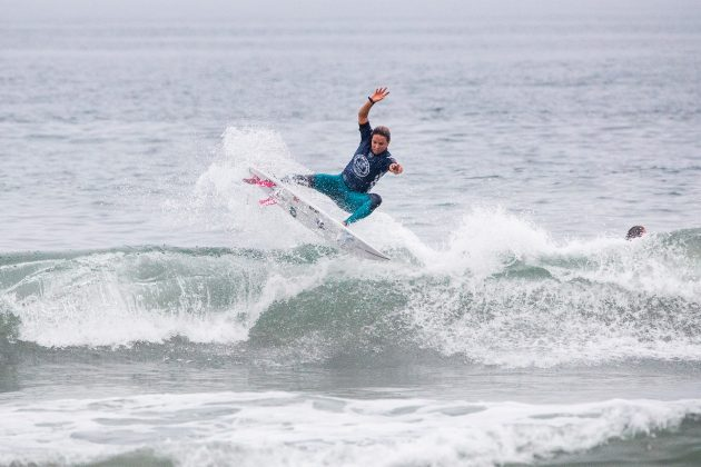 Sally Fitzgibbons, Vans US Open 2019, Huntington Beach, Califórnia (EUA). Foto: WSL / Herron.