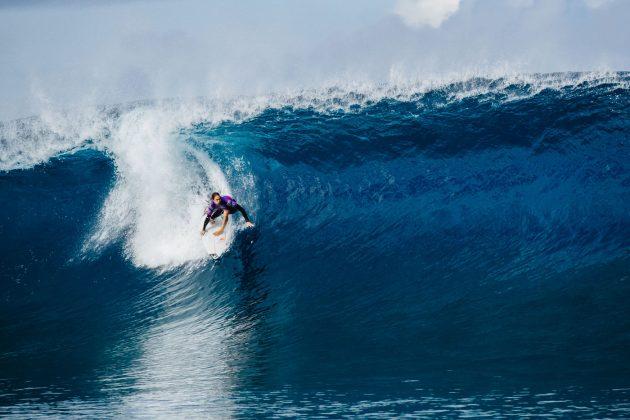 Jordy Smith, Tahiti Pro 2019, Teahupoo. Foto: WSL / Dunbar.