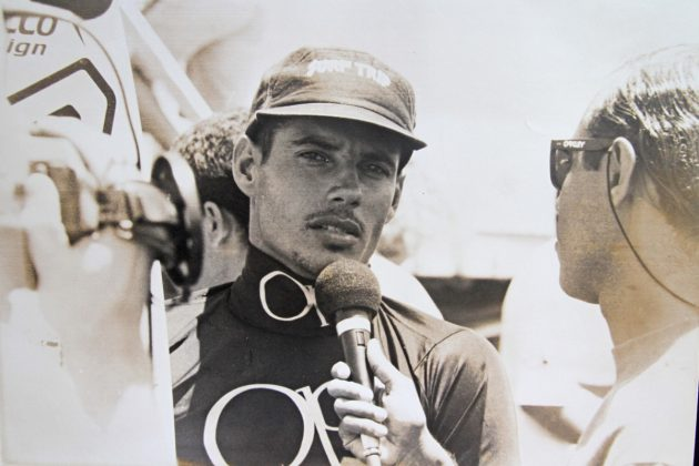 Tadeu Pereira, Imbituba (SC), 1994. Foto: Munir El Hage.