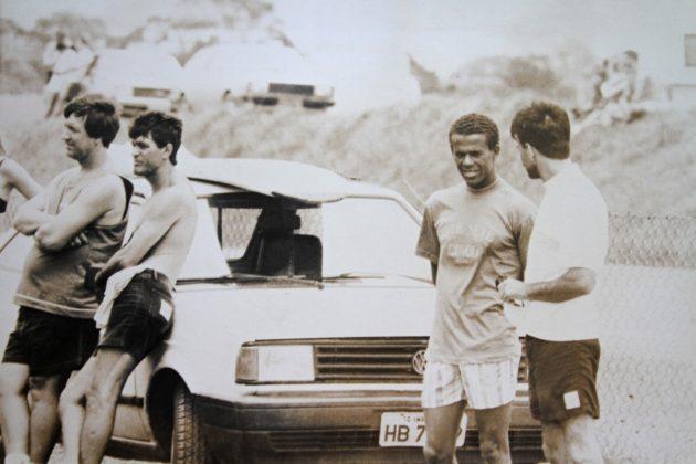 Imbituba (SC), 1994. Foto: Munir El Hage.