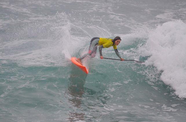 Vania Torres, Jogos Pan-Americanos 2019, Punta Rocas, Peru. Foto: Latinwave.cl.
