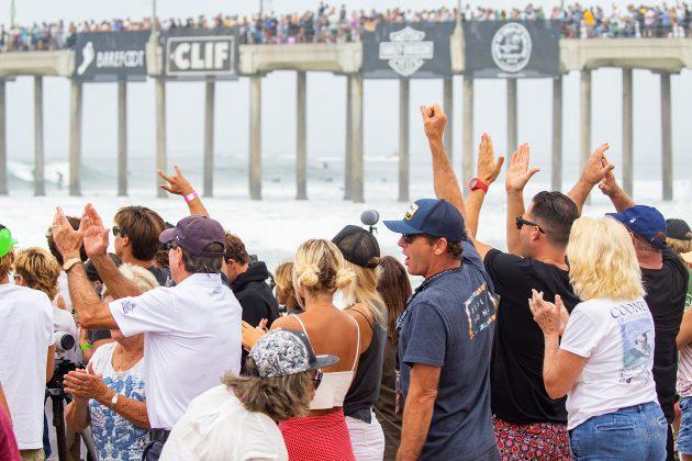 Vans US Open of Surfing, Vans US Open 2019, Huntington Beach, Califórnia (EUA). Foto: WSL / Morris.