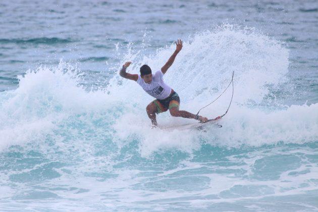 Wesley Leite, Praia do Forte, Cabo Frio (RJ). Foto: @surfetv / @carlosmatiasrj.