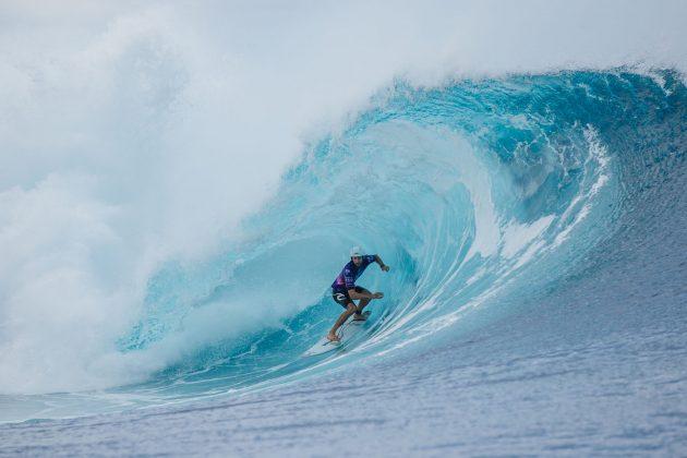 Owen Wright, Tahiti Pro 2019, Teahupoo. Foto: WSL / Dunbar.