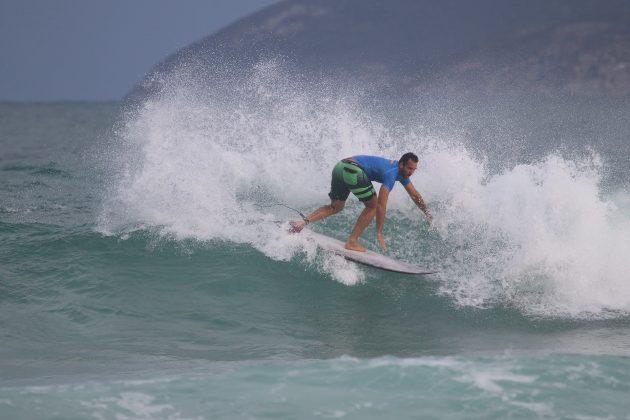 Yan Guimaraes, Praia do Forte, Cabo Frio (RJ). Foto: @surfetv / @carlosmatiasrj.