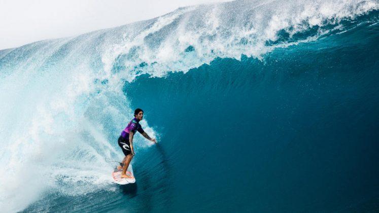 Gabriel Medina, Tahiti Pro 2019, Teahupoo. Foto: WSL / Dunbar.