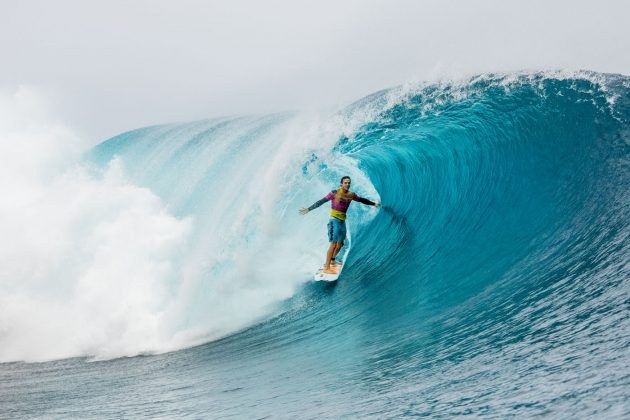 Ryan Callinan, Tahiti Pro 2019, Teahupoo. Foto: WSL / Cestari.