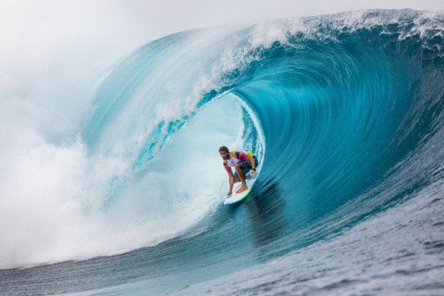 Ricardo Christie, Tahiti Pro 2019, Teahupoo. Foto: WSL / Cestari.