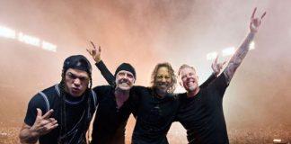 Metallica volta ao Brasil