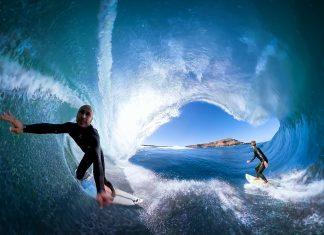 Shane Dorian e Anthony Walsh, Austrália