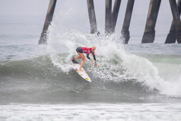 Tatiana Weston-Webb, Vans US Open 2019, Huntington Beach, Califórnia (EUA). Foto: WSL / Herron.