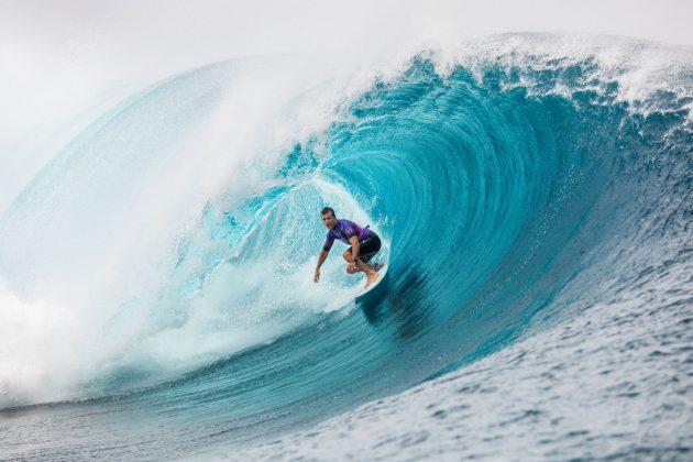 Julian Wilson, Tahiti Pro 2019, Teahupoo. Foto: WSL / Cestari.