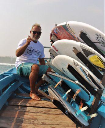 Alexandre Ribas, Mentawai, Indonésia. Foto: @clmimages.