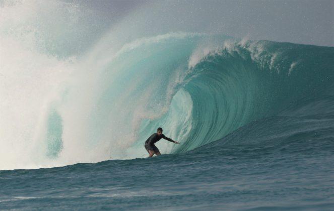 Bruno Furlani, Kandui, Mentawai, Indonésia. Foto: @clmimages.