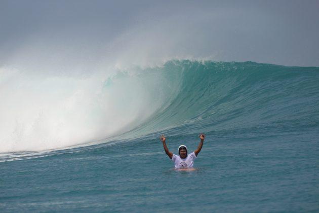 Flavio Costa, Kandui, Mentawai, Indonésia. Foto: @clmimages.
