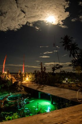 Hidden Bay Resort Mentawais, Mentawai, Indonésia. Foto: @clmimages.