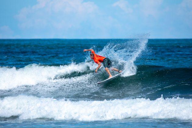 Leandro Usuna, ISA World Surfing Games 2019, Miyazaki, Japão. Foto: ISA / Jimenez.