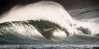 É proibido surfar