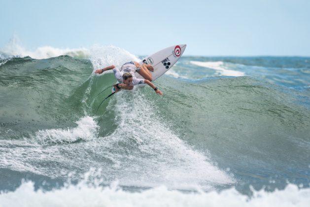 Nikki Van Dijk, ISA World Surfing Games 2019, Miyazaki, Japão. Foto: ISA / Evans.