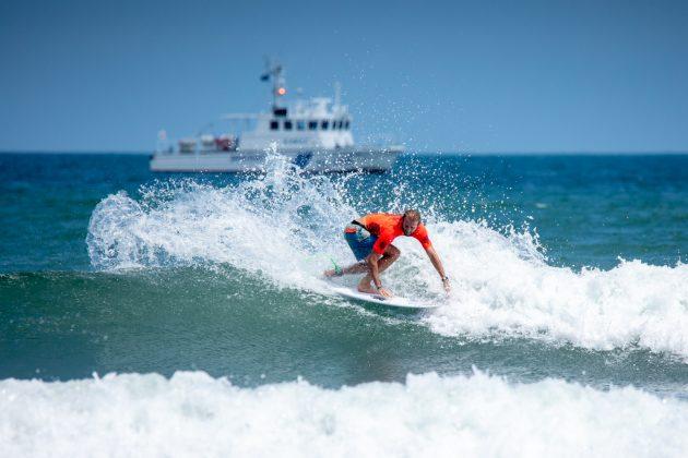 Owen Wright, ISA World Surfing Games 2019, Miyazaki, Japão. Foto: ISA / Jimenez.