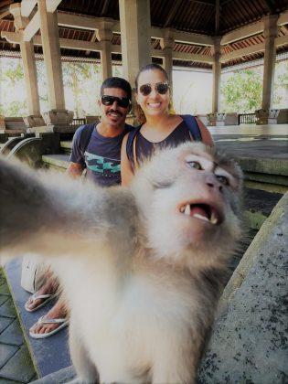 Alexandre Bigode e Daniela Boêta, Floresta dos Macacos, Bali, Indonésia. Foto: @clmimages.