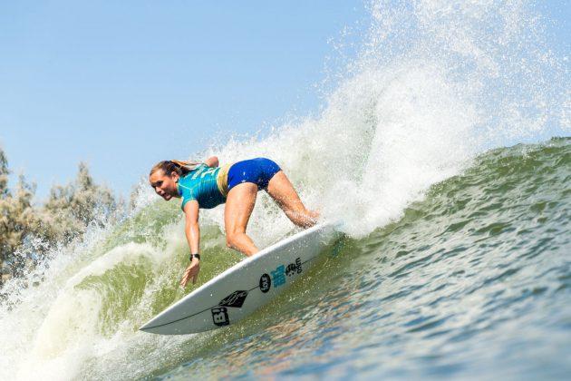 Keely Andrew, Freshwater Pro 2019, Surf Ranch, Califórnia (EUA). Foto: © WSL / Van Kirk.