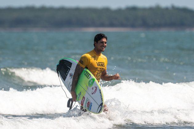 Gabriel Medina, ISA World Surfing Games 2019, Miyazaki, Japão. Foto: ISA / Evans.