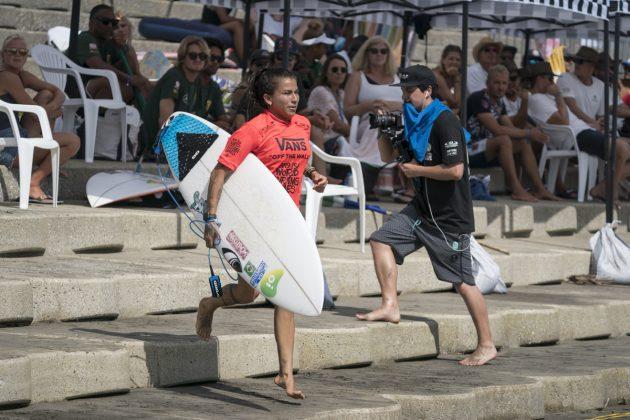 Silvana Lima, ISA World Surfing Games 2019, Miyazaki, Japão. Foto: ISA / Ben Reed.