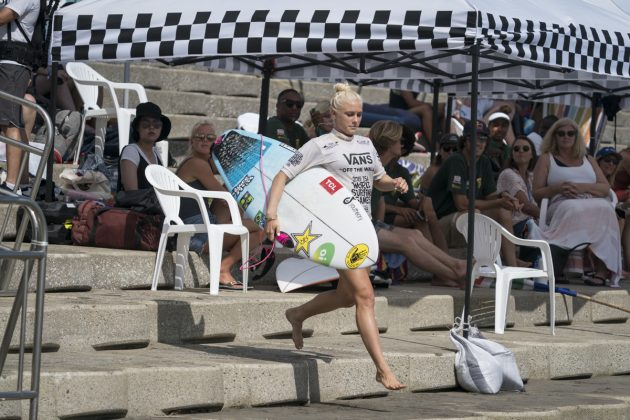 Tatiana Weston-Webb, ISA World Surfing Games 2019, Miyazaki, Japão. Foto: ISA / Ben Reed.