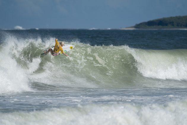 Tatiana Weston-Webb, ISA World Surfing Games 2019, Miyazaki, Japão. Foto: ISA / Ben Reed.