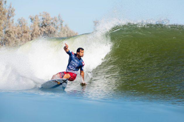 Michel Bourez, Freshwater Pro 2019, Surf Ranch, Califórnia (EUA). Foto: WSL / Cait Miers.