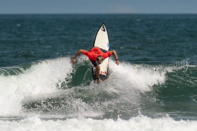 Cody Young, ISA World Surfing Games 2019, Miyazaki, Japão. Foto: ISA / Evans.