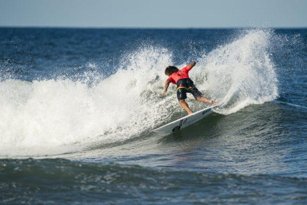 Carlos Muñoz, ISA World Surfing Games 2019, Miyazaki, Japão. Foto: ISA / Ben Reed.