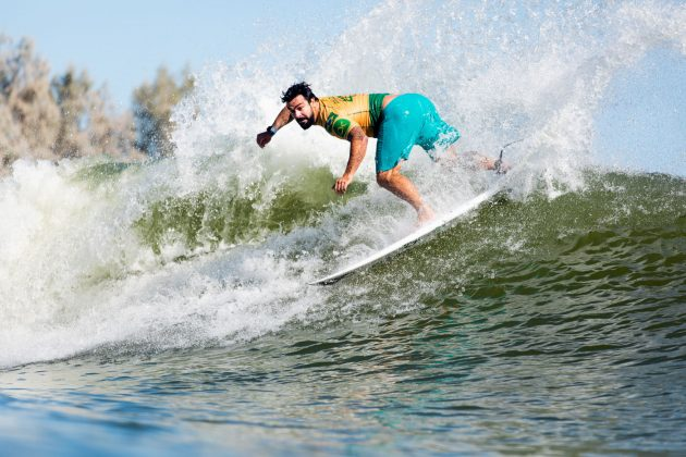 Willian Cardoso, Freshwater Pro 2019, Surf Ranch, Califórnia (EUA). Foto: WSL / Cait Miers.